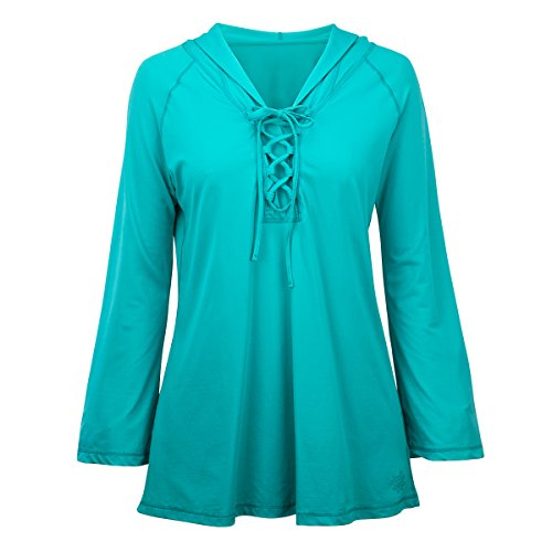 uv-skinz-upf50-womens-hooded-beach-cover-up-teal-l