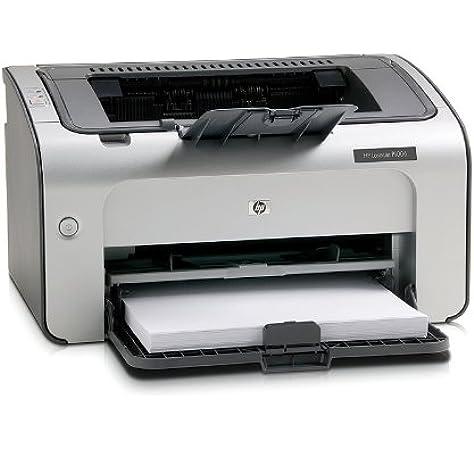 HP Laserjet P1006 - Impresora láser blanco y negro (16 ppm): Amazon.es: Informática