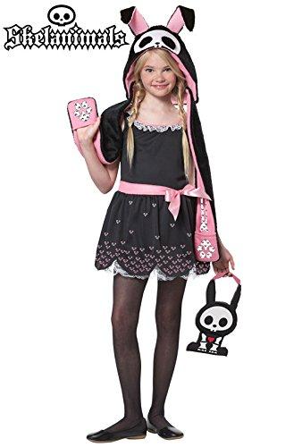 Skelanimals Costume (Jack the Rabbit Child Costume -)