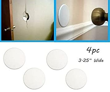 Perfect JFullerton Rubber Door Door Stopper Decorative Door Knob Self Adhesive  Protector 3u0026quot; Drywall Wall Shield