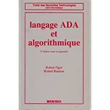 langage ada et algorithmique , 2 eme ed. (coll. traite des nouvelles technologies serie informatique)