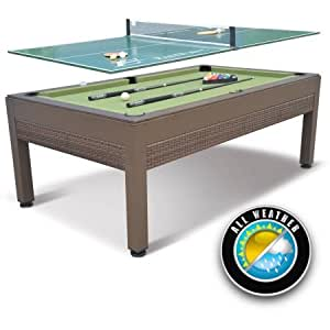 Amazon Com Eastpoint Sports 84 Quot Outdoor Billiard Pool