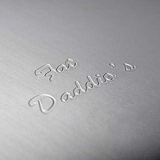 Fat Daddio's Round Cake Pan, 5 x 2 Inch, Silver
