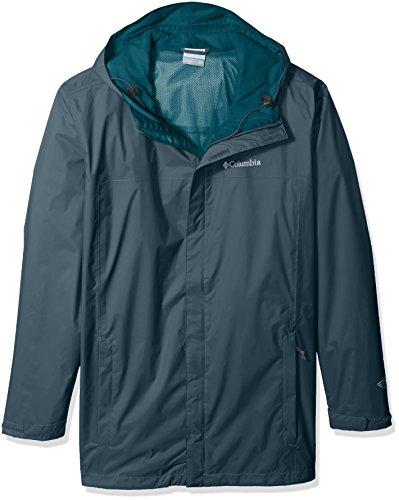 Columbia Men's Big and Tall Watertight Ii Jacket, Night Shadow, (Big Tall Mens Outerwear)