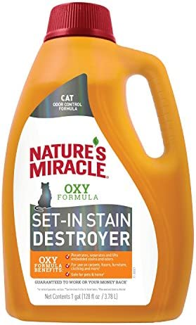 Natures Miracle Formula Destroyer Remover