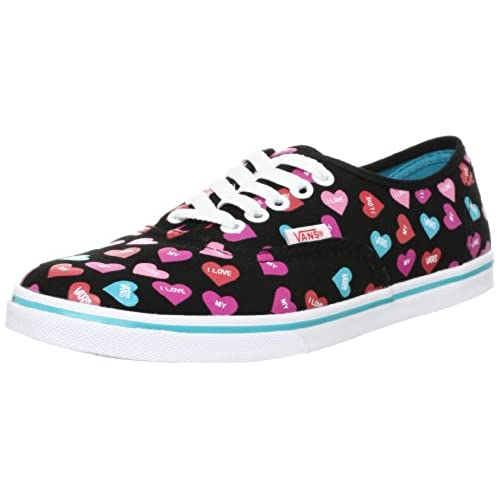 a00949db3305 chic Vans Authentic Lo Pro Women s Shoes Candy Heart Fashion Sneakers  0GYQ5G4