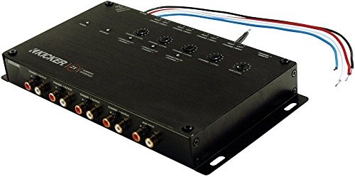 Kicker ZXSUM8 8 Channel Summing Interface with Aux