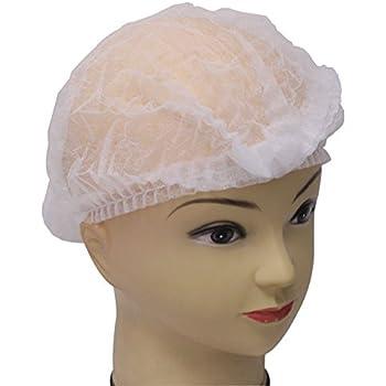 Cleaing 24 Quot Blue Disposable Caps Hair Net Cap 100pcs