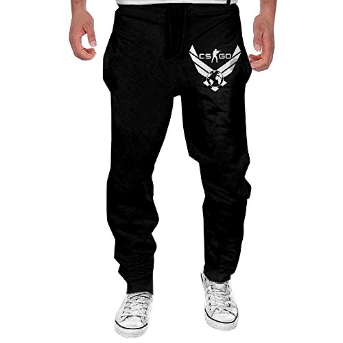 Men's Game CSGO Global Offensive Logo Cotton Convergent X-Large Pant