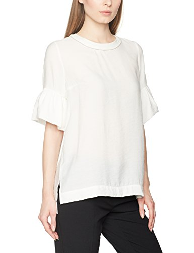 Blanc More Blouse More 0041 Femme Bluse amp; Offwhite 6qCXwZ