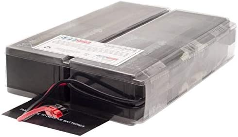 SU2200RTXLCDTAA UPSBatteryCenter Compatible Replacement Battery Pack for Tripp Lite SU2200RTXLCDTAA