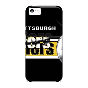 Carolcase168 Iphone 5c Well-designed Hard Cases Covers Pittsburgh Steelers Protector