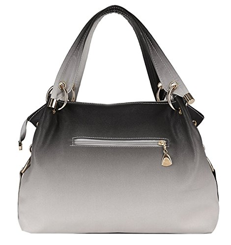 Fashion Designer 2017 GREY Tote Fashion 2017 Bags Handbags Women Shoulder wfxdpxrIq