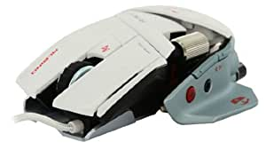 Mad Catz R.A.T. 7 Albino Edition Professional Gaming Mouse
