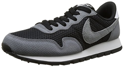Nike Air Pegasus 83, Zapatillas de Baloncesto para Hombre Negro (Black / Cool Grey / White / Wolf Grey)