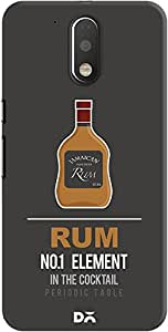 DailyObjects Rum Case For Motorola Moto G4/Moto G4 Plus