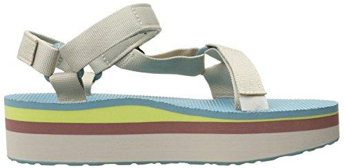 Universal Pastel W Teva Retro Sandal Flatform Women's f0YtRxqt