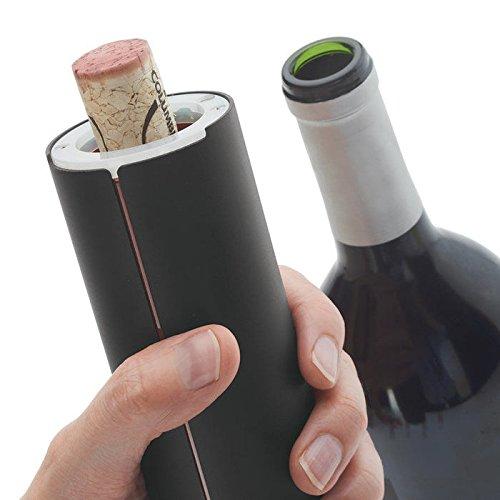 Brookstone Aperto the Amazing, Button-free, Magic Wine Bottle Opener,One Size by Brookstone (Image #3)