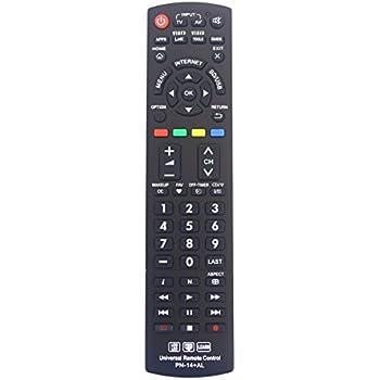 amazoncom panasonic n2qayb000570 remote electronics