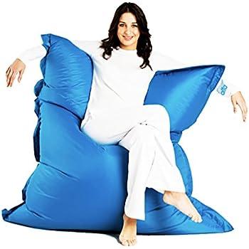 Amazon Com Alta Jumbo Bean Bag Chair Cover Only Big