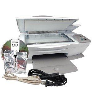 Lexmark X1240 Color Inkjet Printer