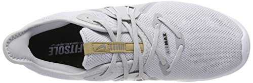 da Nike 008 Max Fitness 3 White Multicolore Scarpe Sequent Black Platinum Air Pure Uomo rrqXB