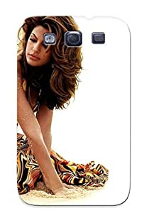 New AwDYWai675CsgGW Eva Mendes (77) Skin Case Cover Shatterproof Case For Galaxy S3