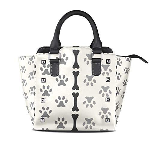 coach Dog party for Shopping Small Prints Paw FANTAZIO handbags 4wxCqpp