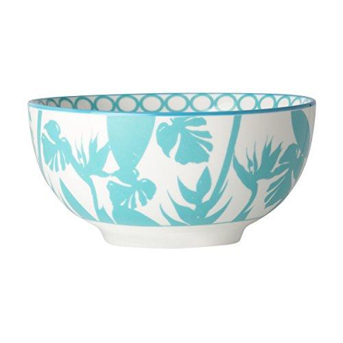 CHRISTOPHER VINE Paradiso - Paradiso Bowl 15.5cm Silhouette Blue AW0046