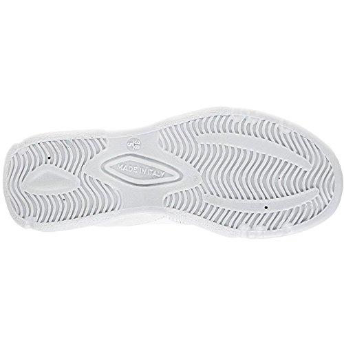 Mode Femme Hadid Blanc Baskets Sole qw8ntOTxc