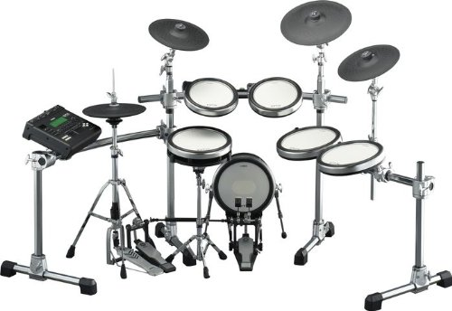 yamaha electronic drum set - 7