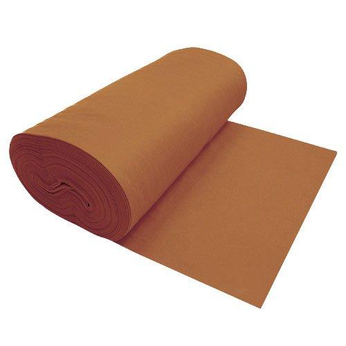 Nu-Source Inc. Premium Wool Blend Felt Light Brown 1095-72