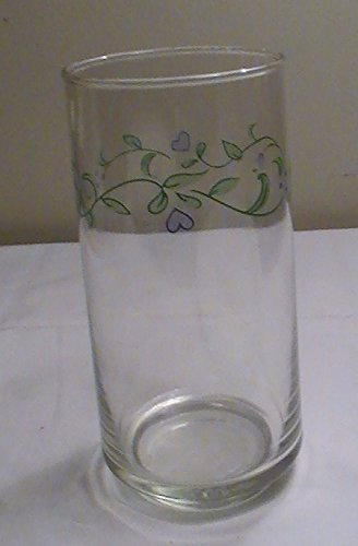Corning Country Cottage 16 Oz. Glassware Cooler - 1 Glass