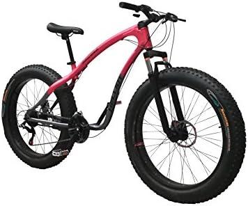 Helliot Bikes Arizona Fat Bike Bicicleta de Montaña, Adultos ...