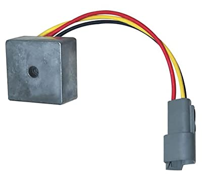 Voltage Regulator Club Car 2004-up Precedent 4-cycle Gas Golf Cart 12 Volt NEW 1025159-01, 1028033-01