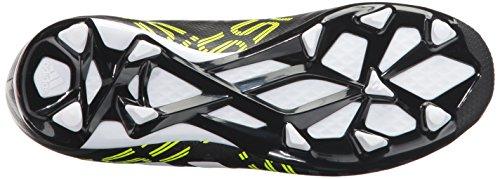Adidas Enfants Nemeziz Messi 17.3 Fg J Football-chaussures, Noir / Blanc / Jaune Solaire