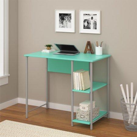 Mainstays Basic Student Desk, Spearmint