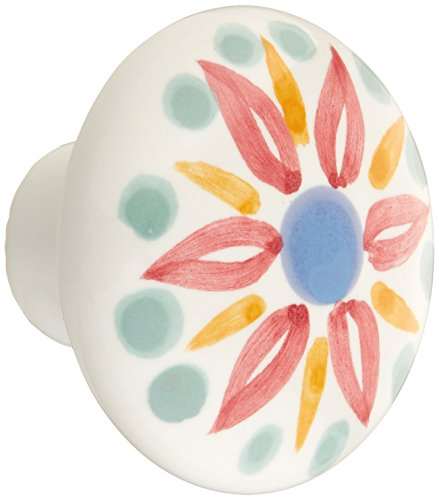 ch Porcelain Knob, Hand Painted (Laurey Porcelain Knobs)