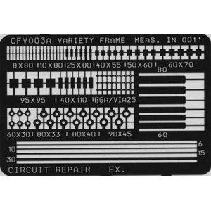 CircuitMedic Circuit Frame, Variety