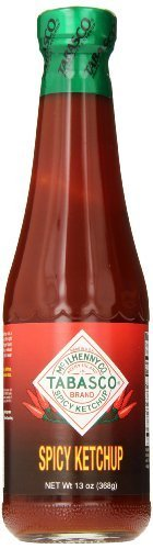 (Tabasco Spicy Ketchup, 13 Ounce by TABASCO brand)