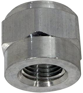 Aluminum 4 pack BungKing 1//8 NPT Stepped Bungs