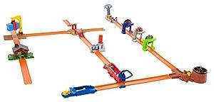 Mattel BGX66 - Hot Wheels Workshop Track Builder Stunt Sortiment