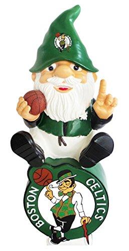 Boston Celtics Garden Gnome - On Team (Boston Celtics Garden)
