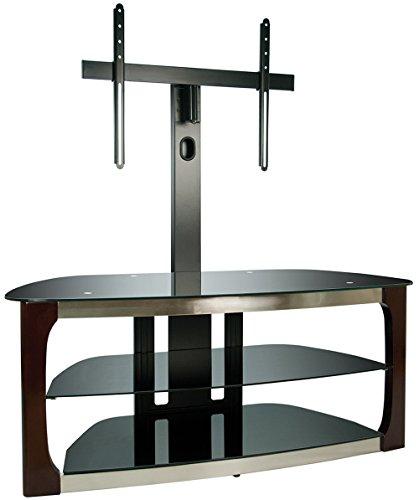 Espresso Plasma Tv Stand (Bell'O TPC2133 Triple Play 52