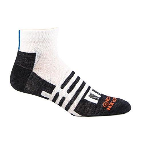 Dahlgren Ultra Light Socks, White, Large