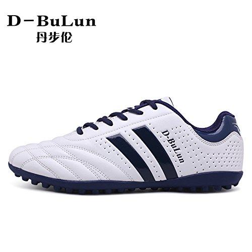 XING Lin Fußball Schuhe New Jugendlichen Junge Mädchen Broken Spike Fußball Schuhe  weiß 01645365b4