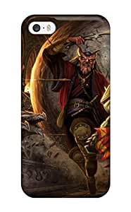 Iphone 5/5s Case Slim [ultra Fit] Warrior Protective Case Cover
