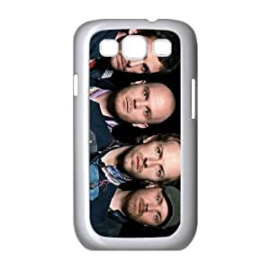 Samsung Galaxy S3 9300 Cell Phone Case Covers White Coldplay Kgpfg