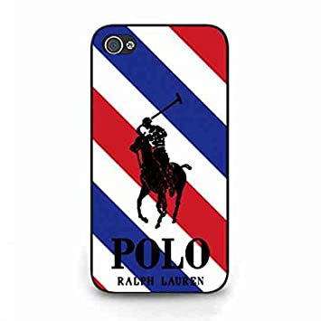 Hard Plastic Funda For iPhone 4/iPhone 4S POLO Logo Phone Funda ...