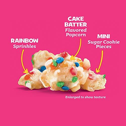 Crunch 'n Munch Sweet Creations Birthday Cake, 5.5 Ounce